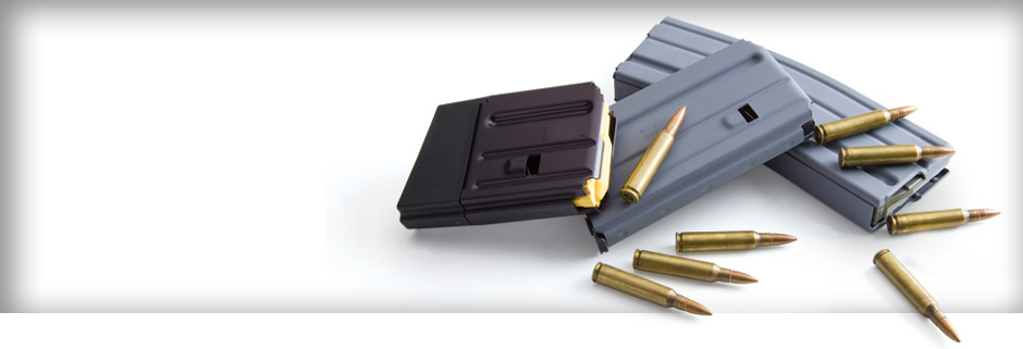 Magazines and Ammunition